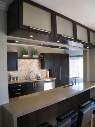 10 ideas para montar la barra de tu cocina for Ideas para barras de cocina