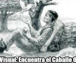 Reto Visual: Encuentra el Caballo Oculto