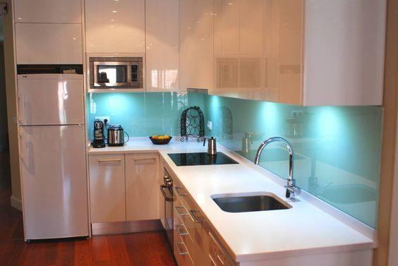 Estilos de cocinas peque as en forma de l que te fascinar n - Cocinas en forma de l pequenas ...