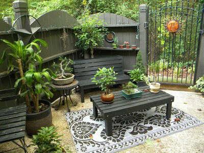 15 brillantes ideas para decorar jardines en patios for Decoracion de patios chicos