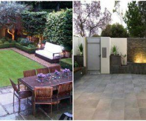 10 Increíbles Ideas para Decorar tu Jardín, Hermosos