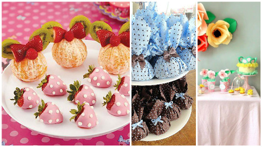 15 ideas para crear el candy bar perfecto para tu evento - Ideas decoracion bar ...