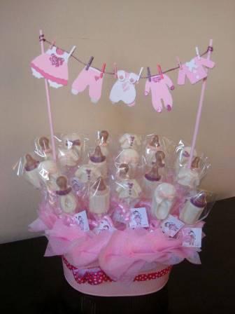 Mesa De Baby Shower.Bellos Centros Mesa Para Baby Shower