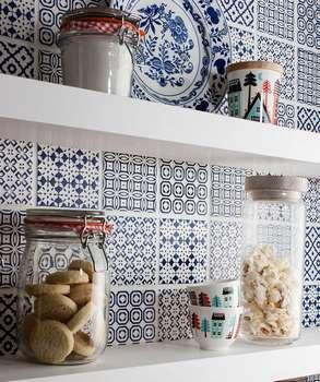 Cocinas Decoradas Con Azulejos Hidraulicos - Azulejos-con-dibujos