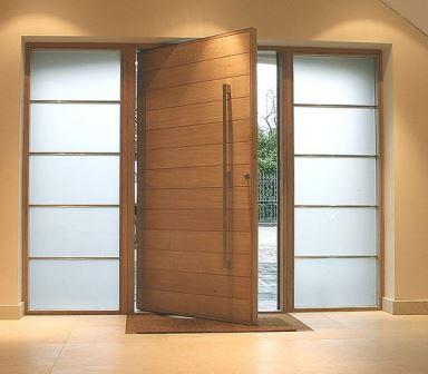 Puertas modernas los m s asombrosos dise os for Disenos de puertas modernas