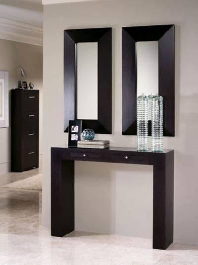 15 estilos de recibidores minimalistas - Recibidores minimalistas ...