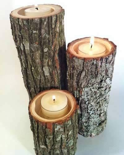 Magnificas Ideas Para Decorar Tu Hogar Con Velas - Ideas-para-decorar-velas