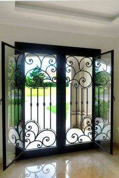 Espectaculares portones y rejas para tu casa 15 ideas Puertas corredizas seguras