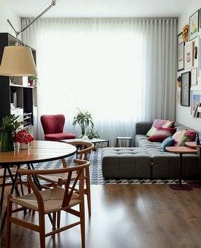 15 ideas para decorar tu peque a sala comedor for Ideas para decorar mi sala pequena