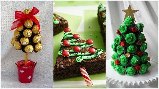 Elabora impresionantes adornos comestibles para esta - Ideas de cena de navidad ...