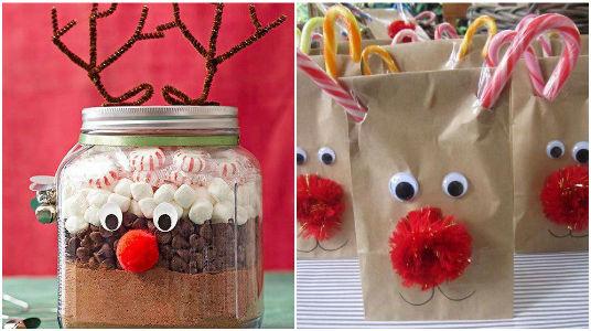 Magn ficas ideas para elaborar regalos navide os for Regalos navidenos caseros