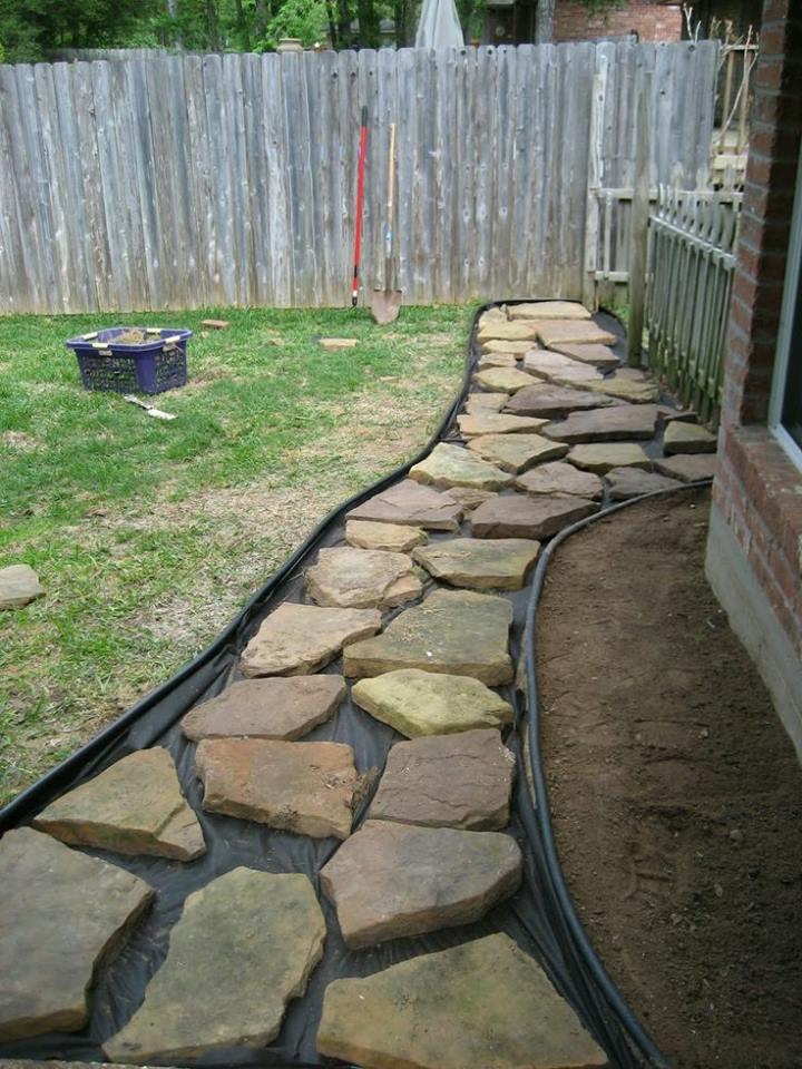 Decoracion de jardines con piedras y plantas backyard for Decoracion de jardines con piedras y madera