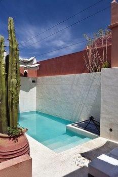 Albercas economicas peque as para patios normales - Construir piscina en suelo no urbanizable ...