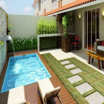 Albercas economicas peque as para patios normales for Albercas de patio