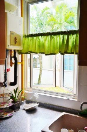 15 estilos de lindas cortinas para tu cocina Estilos de cortinas