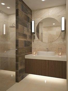 Modernos dise os para tu ba o so ado - Nice bathroom designs for small spaces ...