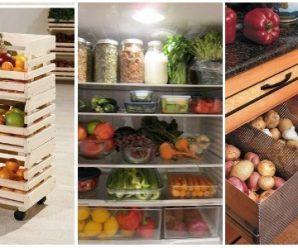 Maximiza la vida Útil de tus Frutas y Verduras con Estos Tips
