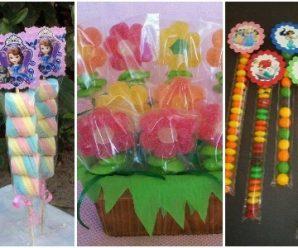 Candy Bar para tu Próxima Fiesta