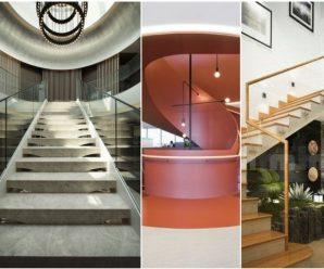 Dale Vida tus Espacios con estos Diseños de Escaleras