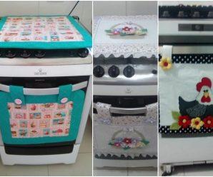 Bellos decorativos completos para vestir tu cocina…