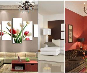Hermosas decoraciones de salas para que modernices tu hogar